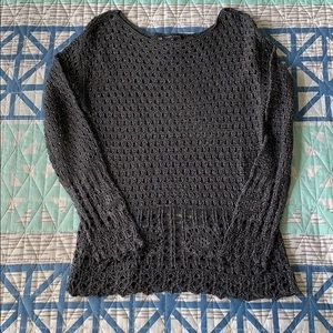 Women's Jeanne Pierre Sparkle Sweater, size M